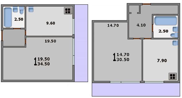 Серия ii-68-02/16м - каталог типовых проектов бюро переплани.